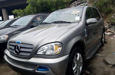 2005 Mercedes-Benz ML350 Automatic Petrol well maintained for sale