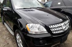 2007 Mercedes-Benz ML350 Petrol Automatic for sale