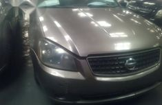 Nissan Altima 2005 Gray for sale