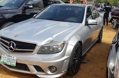 Mercedes-Benz C63 2009 Silver Automatic Petrol ₦3,700,000 For Sale