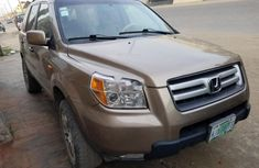 2007 Honda Pilot Automatic Petrol well maintained for sale