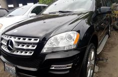 Mercedes-Benz ML350 2010 Petrol Automatic Black for sale