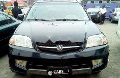 2003 Acura MDX Black for sale