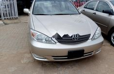 Toyota Camry 2003 Petrol Automatic Gold for sale