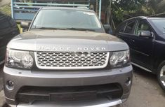 2008 Land Rover Range Rover Sport Petrol Automatic Grey For Sale