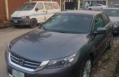 Honda Accord 2014 Gray for sale