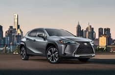 And the 'Best Urban Crossover' is... Lexus UX wins award!