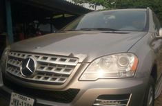 Mercedes-Benz ML350 2010 ₦5,800,000 for sale