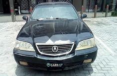 Almost brand new Acura RL Petrolfor sale
