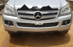 2008 Mercedes-Benz GL450 Silver for sale in Lagos