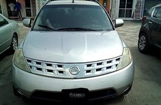 Almost brand new Nissan Murano 2003for sale
