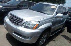 Lexus GX 2008 Petrol Automatic Grey/Silver for sale