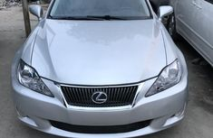 Lexus IS 2009 250 4WD Silver color for sale
