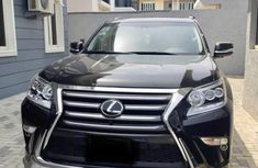 Lexus GX 2018 Blue for sale