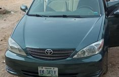 Toyota Camry 2003 Green color for sale