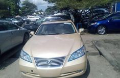 Lexus ES 2008 Automatic Petrol ₦3,400,000 for sale