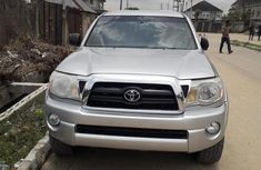 Toyota Tacoma 2008 4x4 Double Cab Silver for sale