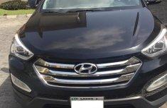 Hyundai Santa Fe 2015 Blackfor sale