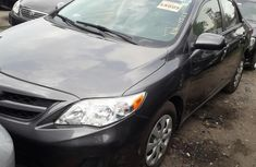 Newly arrived Toyota Corolla 2011 Gray for sale