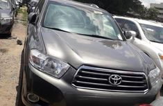 Toyota Highlander 2010 Limited Green for sale