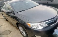 Super clean Toyota Camry 2012 Black color for sale