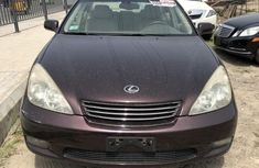 Very clean Lexus ES 2002 Brown color for sale