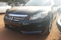 Honda Accord 2011 Black color for sale