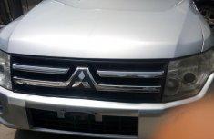 Mitsubishi Pajero 2008 Silver for sale