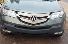 Acura MDX 2007 Gray color for sale