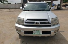 Toyota 4-Runner Limited 4x4 V8 2005 Silver for sale