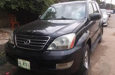Lexus GX 2005 470 Sport Utility Black for sale