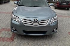 Newly arrived Toyota Camry 2010 Gray color for sale