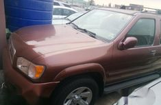 Nissan Pathfinder 2003 Brown for sale