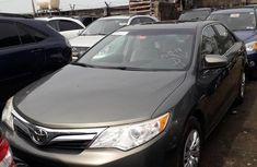 Newly arrived Toyota Camry 2012 Blue for sale