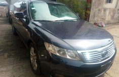 Hyundai Sonata Limited 2009 Gray for sale