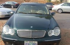 Mercedes-Benz C240 2003 Green for sale