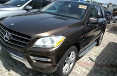 Mercedes-Benz ML350 2015 ₦14,500,000 for sale