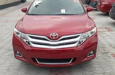 Toyota Venza 2012 V6 AWD Red for sale