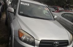Toyota RAV4 2007 Sport 4x4 Silver for sale
