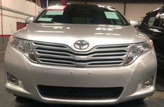 Toyota Venza V6 2010 Silver for sale