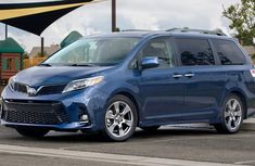 2020 Toyota Sienna review - all trims and prices