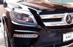 Mercedes-Benz GL550 2013 Black for sale