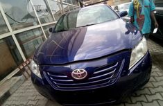 Neatly used Toyota Camry 2009 Blue for sale