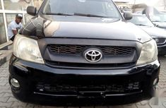 Toyota Hilux 2008 Black color for sale