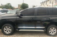 Used black 2018 Toyota Land Cruiser Prado automatic at mileage 42,500 for sale