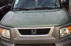 Honda Element 2003 Green color for sale