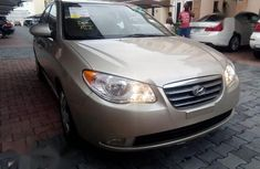 Hyundai Elantra 2008 Gold for sale