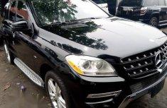 Mercedes-benz Ml350 2013 Blackfor sale