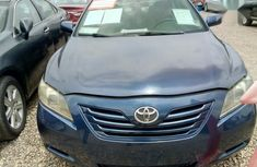 Very clean Toyota Camry 2008 Blue color for sale