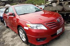 Toyota Camry 2008 Red color for sale